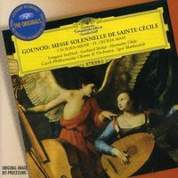Audio CD Igor Markevitch. Gounod: Messe Solennelle De Sainte Cecile