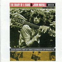 Audio CD John Mayall. Diary Of A Band Vol. 1 & 2 (rem)