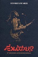 DVD + Audio CD Bob Marley. Exodus 30th Anniversary Edition