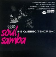 Audio CD Ike Quebec. Bossa Nova Soul Samba