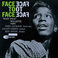 Audio CD Willette Baby-Face. Face To Face