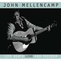 Audio CD John Mellencamp. Life, Death, Live And Freedom