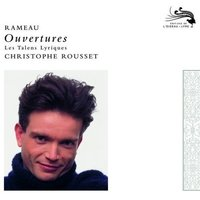 Audio CD Christophe Rousset. Rameau. Overtures
