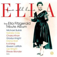 Audio CD Сборник. We All Love Ella: Celebrating The First Lady Of So