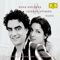 Audio CD Anna Netrebko. Rolando Villazon. Duets