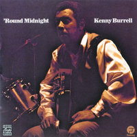 Audio CD Kenny Burrell. `Round Midnight