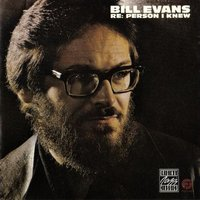 Audio CD Bill Evans. Re: Person I Knew