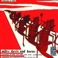 Audio CD Miles Davis. And Horns