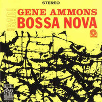Audio CD Gene Ammons. Bad! Bossa Nova