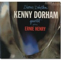Audio CD Dorham Kenny. 2 Horns / 2 Rhythm