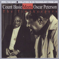 Audio CD Count Basie. The Timekeepers