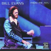 Audio CD Bill Evans. From The 70`s