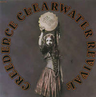 Audio CD Creedence Clearwater Revival. Mardi Gras