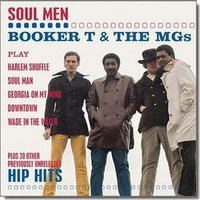 Audio CD Booker T. & The MG's. Soul Men