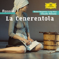 Audio CD Claudio Abbado. Rossini: La Cenerentola