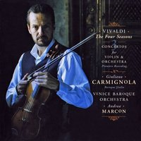 Audio CD Giuliano Carmignola. Vivaldi: Concerti