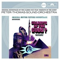 Audio CD OST. Peter Thomas. Chariots of the gods?