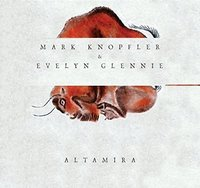 Mark Knopfler & Evelyn Glennie: Altamira (Ost) (CD)