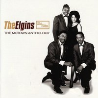 Audio CD The Elgins. The Motown Antology