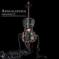 Audio CD Apocalyptica. Amplified. A Decade Of Reinventing The Cello