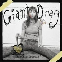 Audio CD Drag Giant. Hearts And Unicorns