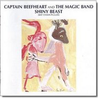 Audio CD Captain Beefheart. Shiny Beast