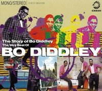 Bo Diddley. Story of Bo Diddley: Very Best of (2 CD)