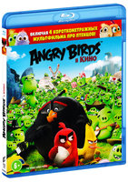 Angry Birds в кино (Blu-Ray) / The Angry Birds Movie