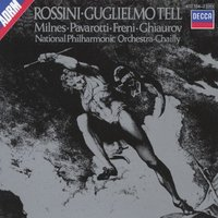 Audio CD Riccardo Chailly. Rossini: Guglielmo Tell