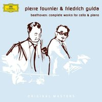 Audio CD Pierre Fournier. Beethoven: Complete Works for Cello and Piano