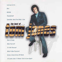 Audio CD Tom Jones. The Best Of