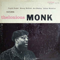Audio CD Thelonious Monk. Thelonious Monk