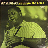 Audio CD Oliver Nelson. Screamin' The Blues
