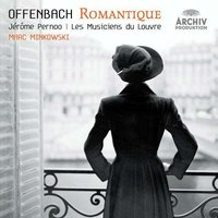 Audio CD Marc Minkowski. Offenbach. Le Romantique