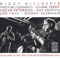 Audio CD Dizzy Gillespie. The Trumpet Summit Meets The Oscar Peterson Big For