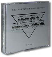 Gary Moore. The platinum collection (3 CD)