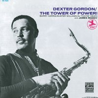 Audio CD Dexter Gordon. The Tower Of Power