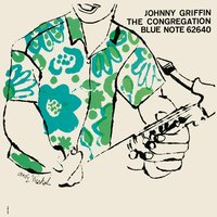 Audio CD Johnny Griffin. The Congregation