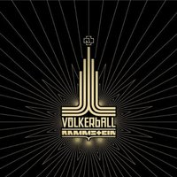 DVD + Audio CD Rammstein. Volkerball