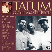 Audio CD Art Tatum. The Tatum Group Masterpieces, Vol.5
