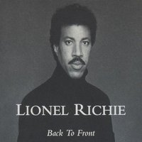 Audio CD Lionel Richie. Back to front (ecopac)