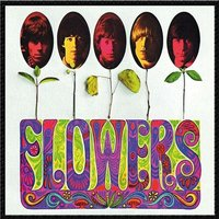 Audio CD The Rolling stones. Flowers