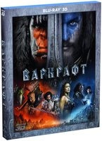 Варкрафт (Real 3D Blu-Ray) / Warcraft