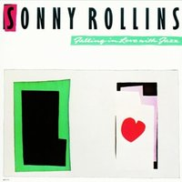 Audio CD Sonny Rollins. Falling in love with jazz
