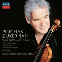 Audio CD Pinchas Zukerman. Williams & Elgar