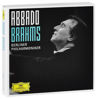 Audio CD Claudio Abbado. Brahms
