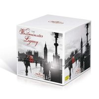 Audio CD Various Artists. The Westminster Legacy