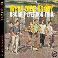 Audio CD Oscar Peterson Trio. West Side Story, Plays Porgy & Bess