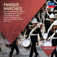 Audio CD Various Artists. Famous Marches