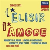 Audio CD Various Artists. Donizetti: L'Elisir d'Amore